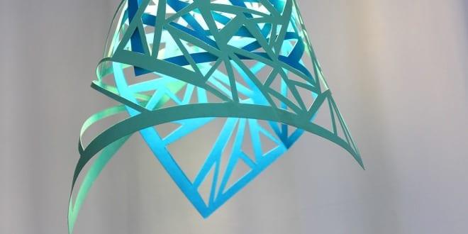 35 Bastelideen für DIY Lampe