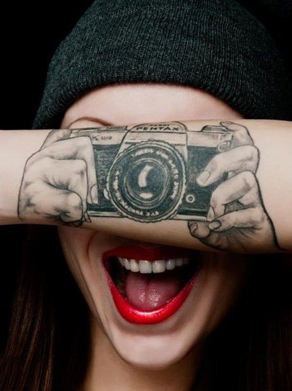 tattoo vorschläge unterarm als coole tattoo ideen für frauen