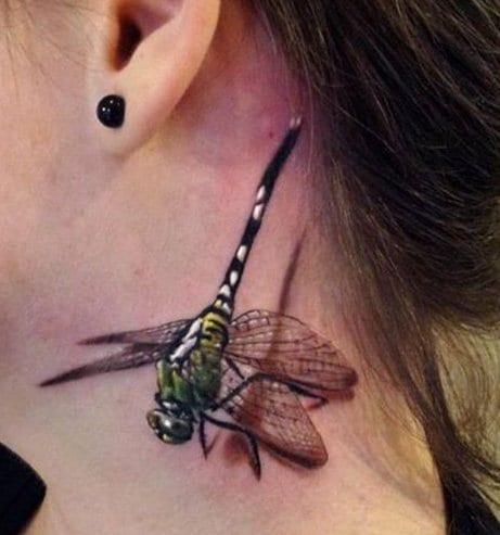 hals tattoo ideen