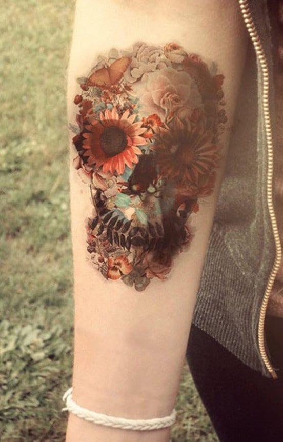 tattoo flash für unterarm