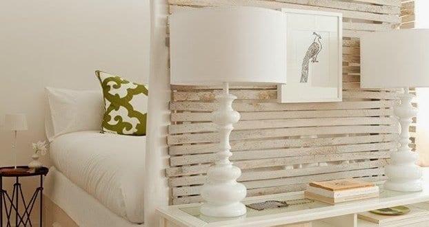 Weißes Interior Design Für Wohnzimmer Mit Schlafnische - Freshouse Design Fur Wohnzimmer