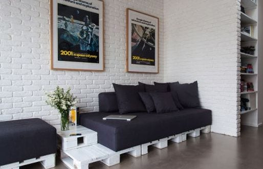 wohnzimmer inspirationen mit sofa aus europaletten freshouse. Black Bedroom Furniture Sets. Home Design Ideas