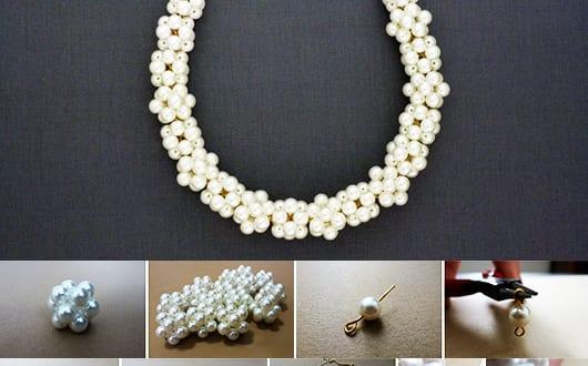 diy schmuck als muttertag geschenk mit perlen basteln freshouse. Black Bedroom Furniture Sets. Home Design Ideas