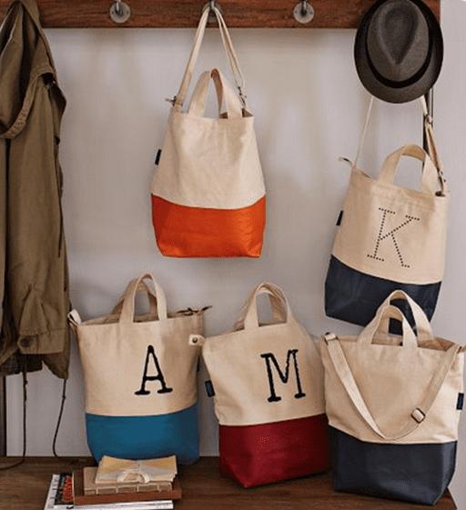 kreative Bastelidee zum Stofftasche Gestaltung