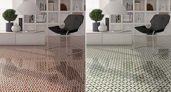 Fußboden Fliesen Weiss ~ Raumgestaltung mit bodenfliesen freshouse