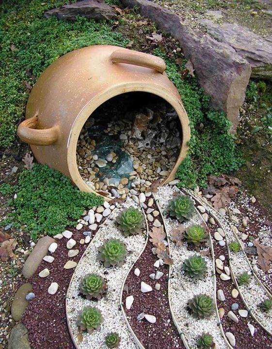 DIY Terrarium als gartendeko