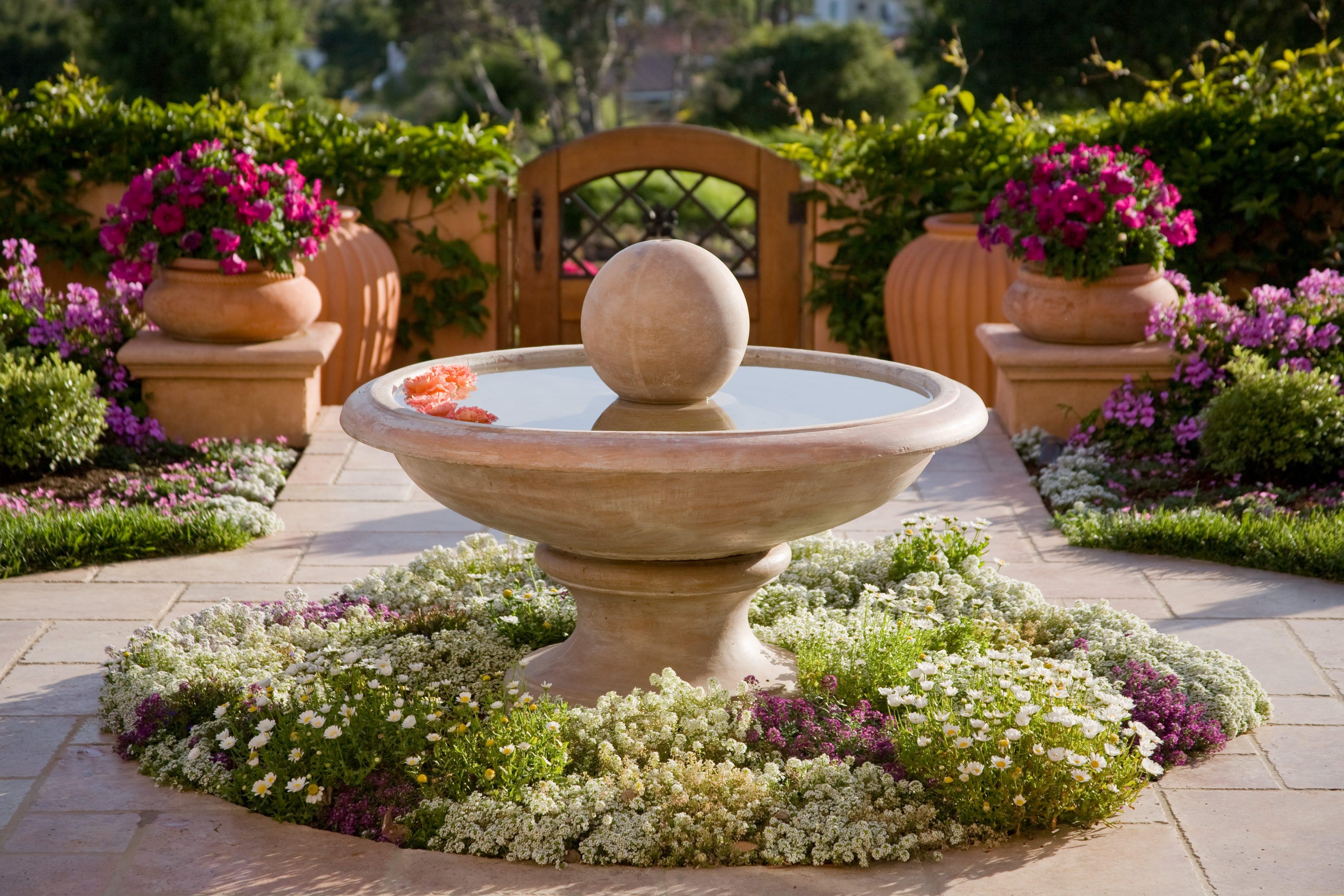 Gestalten Sie Ihre Eigene Gartenschau - Freshouse 20 Ideen Fur Gartenbrunnen