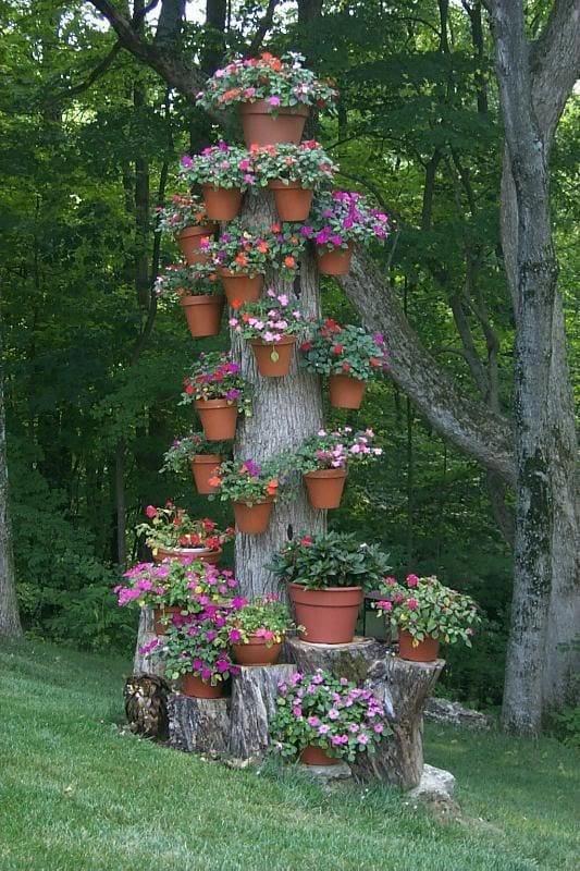 Gartengestaltung Mit Steinen Und Blumen | ocaccept.com