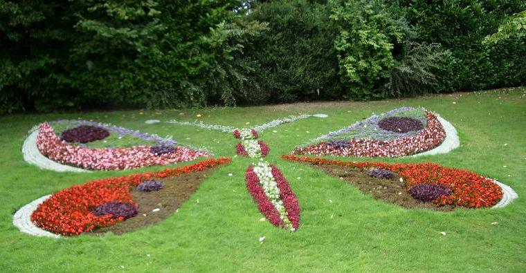 Garten blumen gestaltung  Gestalten Sie Ihre eigene Gartenschau - fresHouse