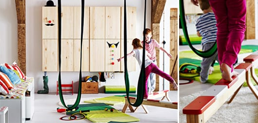 Kinderzimmer Einrichtung Ikea ~ Kinderzimmer in Weiß Einrichten – Ideen für moderne Kinderzimmer