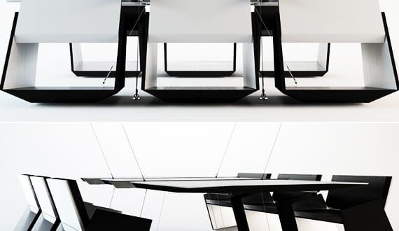 luxus-Büromöbel-für-moderne-Besprechungs-und-Konferenzräume - fresHouse