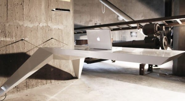Luxus office design der zukunft freshouse for Interieur der zukunft