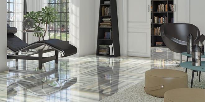 luxus wohnzimmer inspirationen mit modernen marmorfliesen. Black Bedroom Furniture Sets. Home Design Ideas
