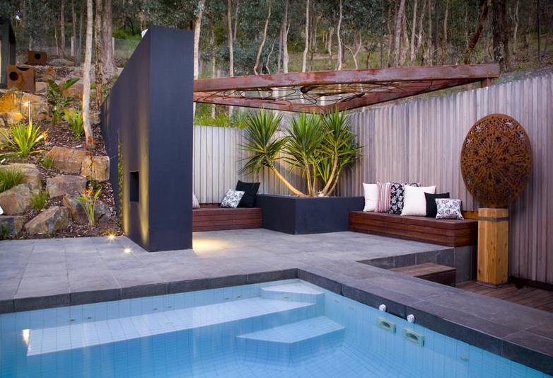 Etwas Neues genug Gartengestaltung mit Sitzecke - fresHouse &JP_36