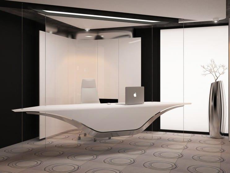 luchus büroräume gestaltung mit Designer Büromöbeln