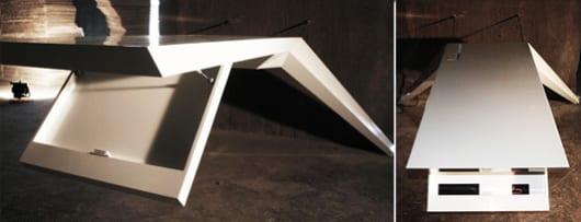 luxus Büromöbel in weiß aus glasfaser für moderne Büroräume
