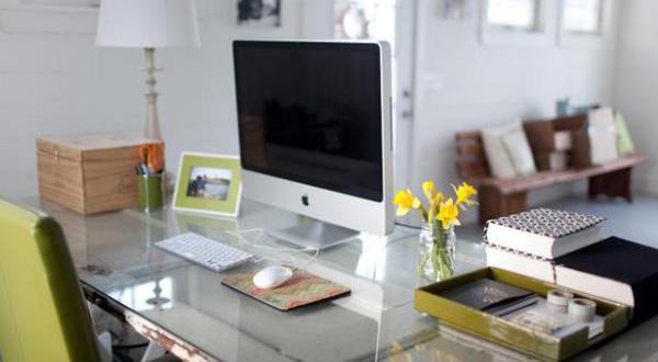 Schreibtisch selber bauen – 55 Ideen