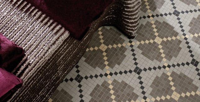 Moderner bodenbelag aus vliesen in grau und beige arquinia freshouse - Moderner bodenbelag ...