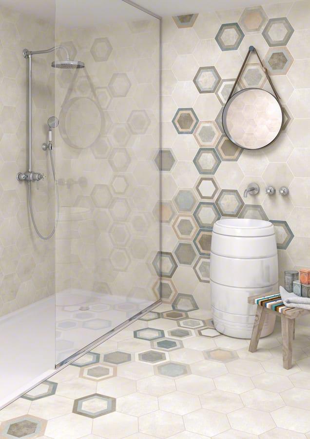 badezimmerfliesen idee für luxus badezimmer in beige