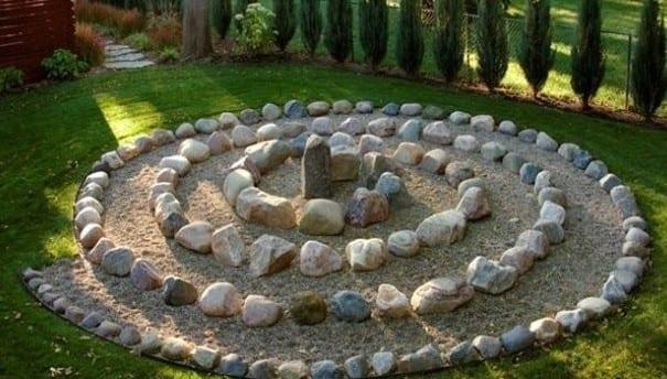 Kreative Gartendeko Aus Steinen Selber Basteln