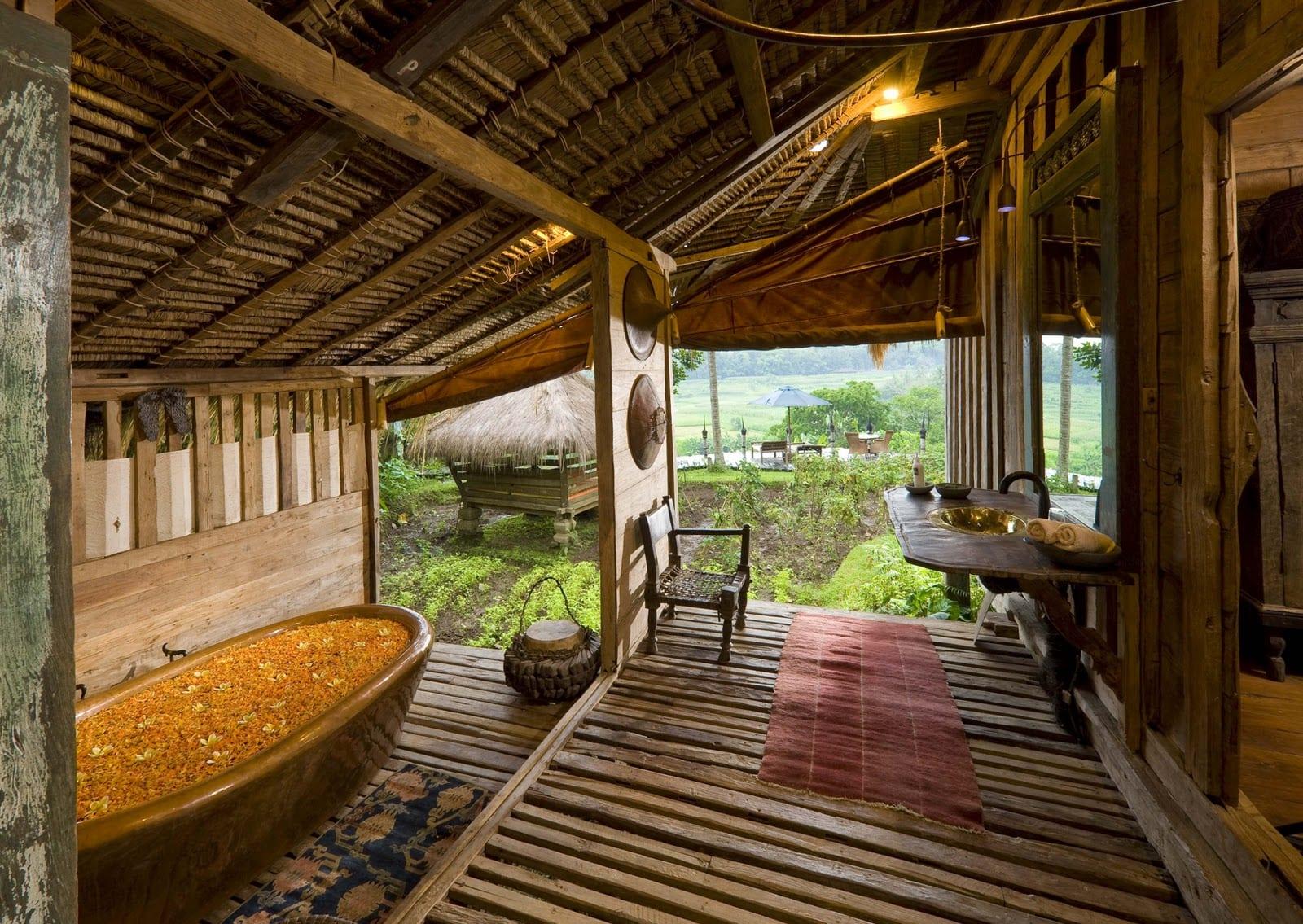 60 Badezimmerideen für den Außenbereich - fresHouse