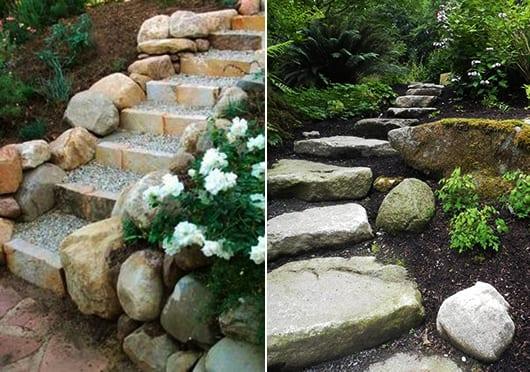 coole-DIY-Gartentreppen-aus-Steinen