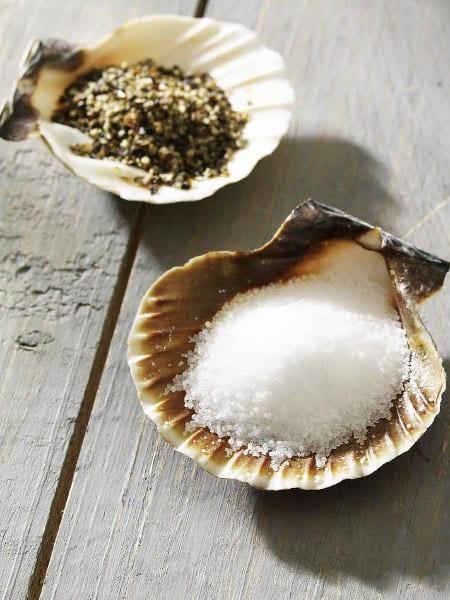 idee für Salz- und Pfefferstreuer