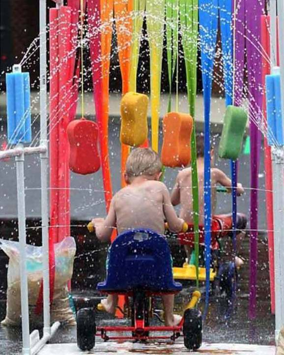 fantastische idee für kinderspielplatz selber zu bauen