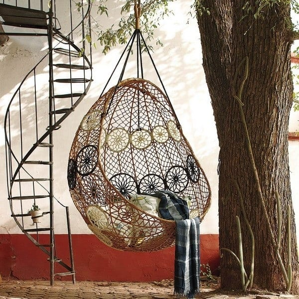Gartendeko Ideen Mit Ngesessel Und Ngematte Freshouse