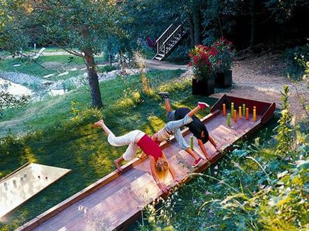 DIY Spielplatz für kinder und erwachsene