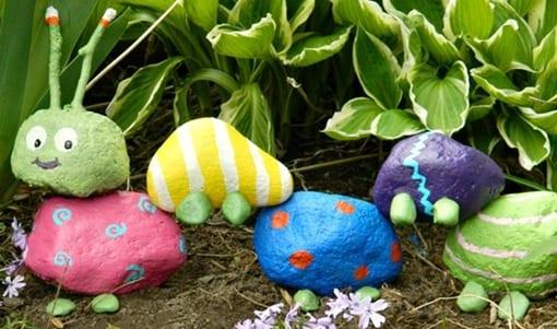 Gartendeko basteln mit kindern  Abenteuerspielplatz für Kinder zum Spielen im Freien - fresHouse