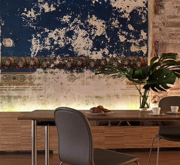ideen f r wohnungsrenovierung und rustikale wandgestaltung. Black Bedroom Furniture Sets. Home Design Ideas