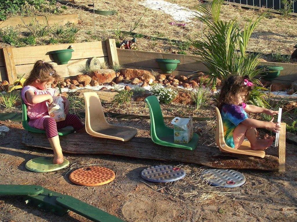 outdoor spielplatz ideen
