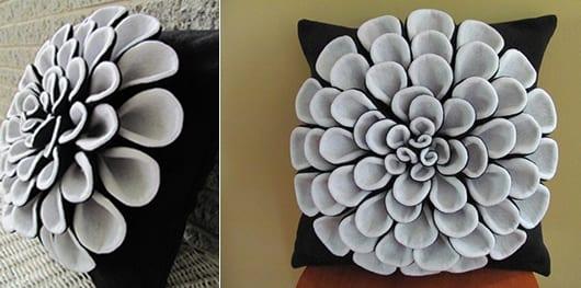 kissenbezug-nähen-als-idee-für-DIY-Kissen-mit-Blumenmuster