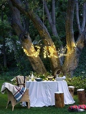 DIY Holzhocker für den Garten