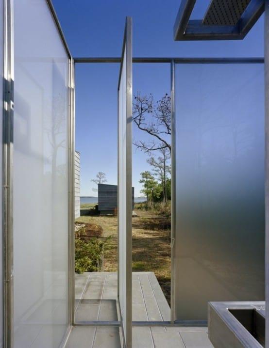 badezimmer ideen für den garten