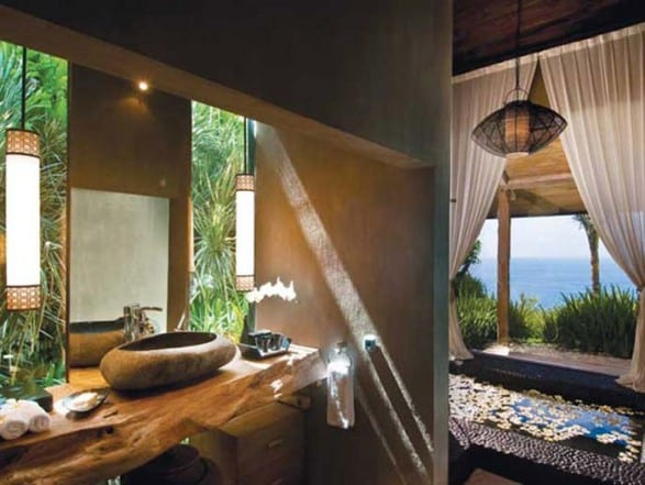 badezimmer waschtisch holz mit badezimmer pendelleuchten