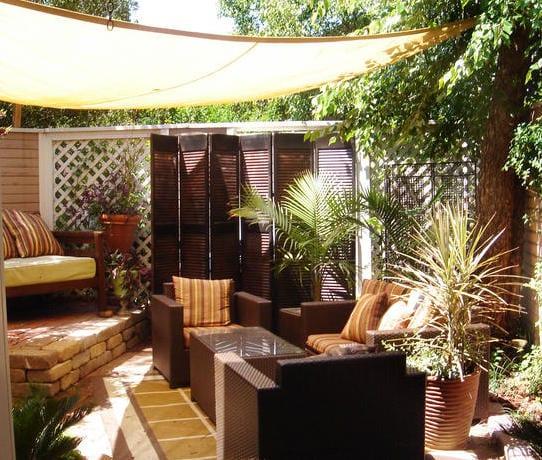 kleines wohnzimmer drau en gestalten freshouse. Black Bedroom Furniture Sets. Home Design Ideas