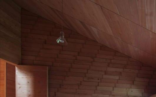 Schlafzimmer inspiration mit dachschr ge und - Dachschrage holzverkleidung ...