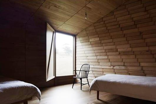schlafzimmer idee für rustikale Schlafzimmereinrichtung