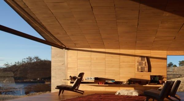 Moderne Holzdecken Beispiele ~ Beste Inspiration für Ihr Interior ...