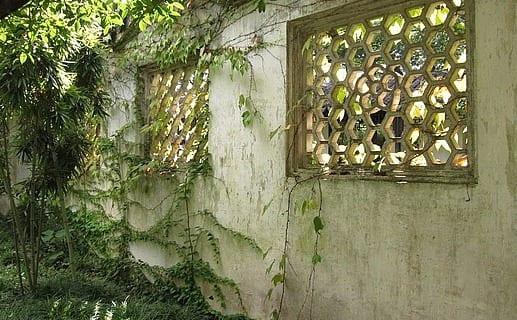 ideen für gartenmauer