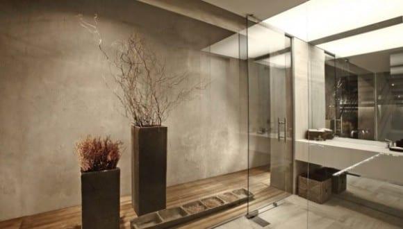 Moderne architektur und interior design in wei freshouse for Architektur und design