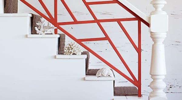 23 Treppengeländer Streichen Ideen - fresHouse