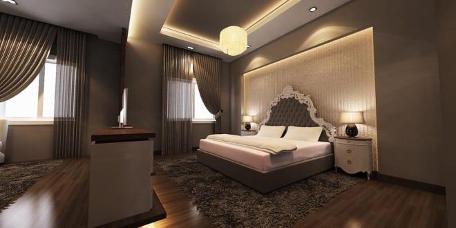 inspiration f r indirekte deckenbeleuchtung schlafzimmer freshouse. Black Bedroom Furniture Sets. Home Design Ideas