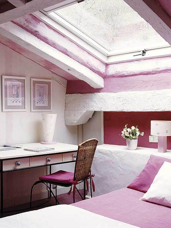 gemütliches schlafzimmer design und schlafzimmer streichen idee