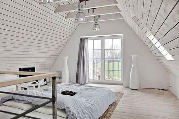 kleines schlafzimmer ideen für gemütliches schlafzimmer design mit ... - Wohnideen Schlafzimmer Holz