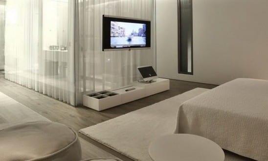luxus interior in weiß für luxus schlafzimmer mit ...