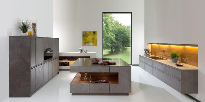 moderne k che mit kochinsel phoenix von rempp k chen freshouse. Black Bedroom Furniture Sets. Home Design Ideas