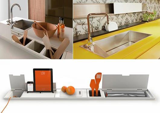 küchenausstattung für moderne küche